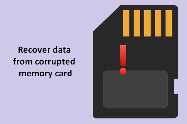 Seven (7) Easy Steps To Recover DataFile from a Corrupt SD Card